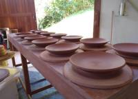 Mindfulness e formação em cerâmica