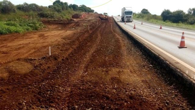 Km 377, em Guarapuava