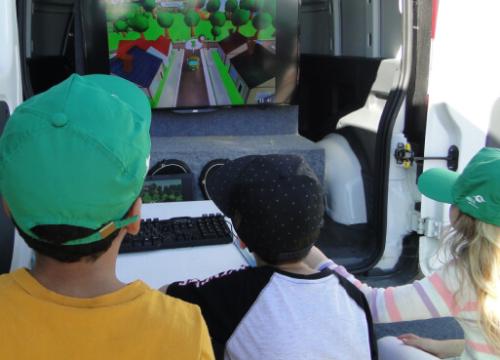 Projeto Educar - Game com uma viagem sustentável